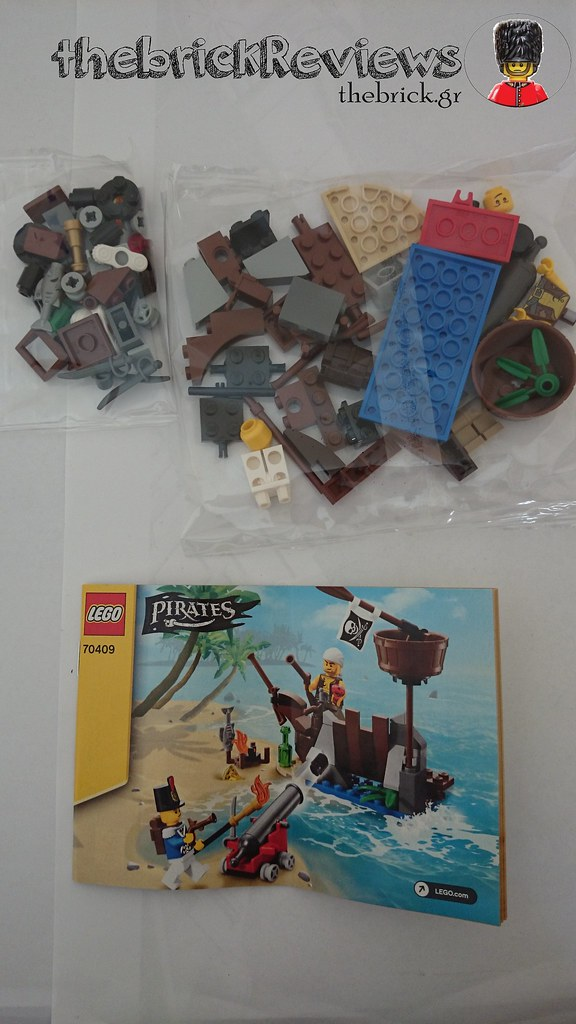 ThebrickReview: LEGO 70409 Shipwreck Defense (Pic Heavy!) 26058749980_1bed0a72f9_b