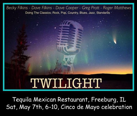 Twilight May 7th