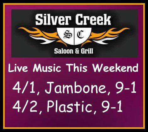 Silver Creek 4-1-16