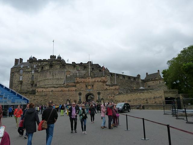 2015 Schottland - Edinburgh - Castle
