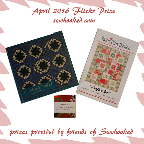 April 2016 Sewhooked Prize