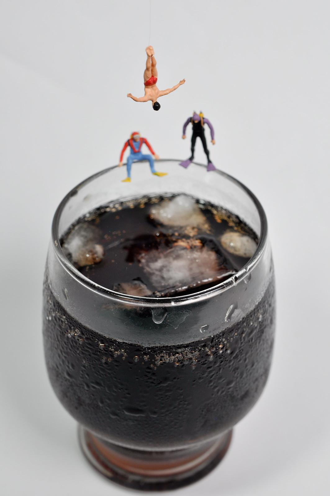Cola Dive