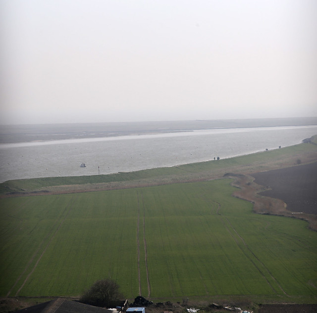 View from Orford Castle