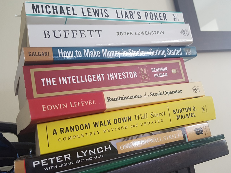 finance stock investment books