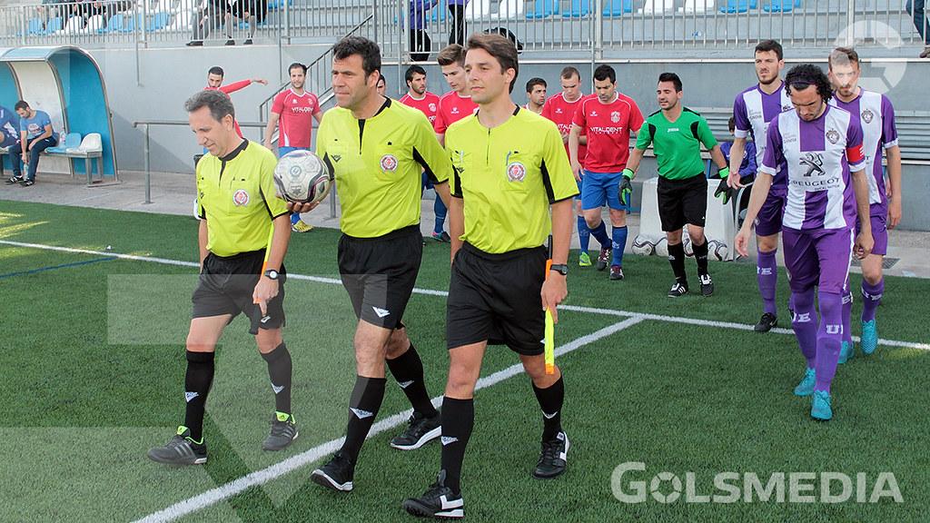 UE Gandia - Algemesi CF (Jaume Ramis)