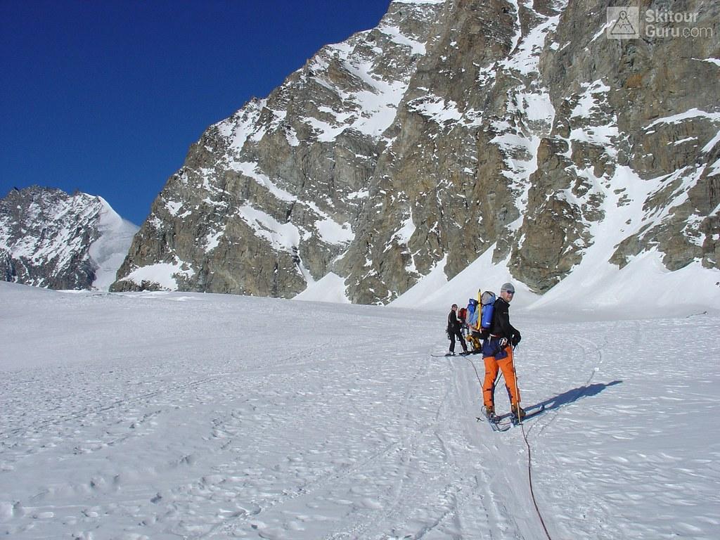 Rimpfischhorn Walliser Alpen / Alpes valaisannes Switzerland photo 02