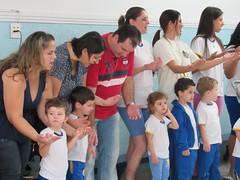 Oração com os Pais - Infantil 3