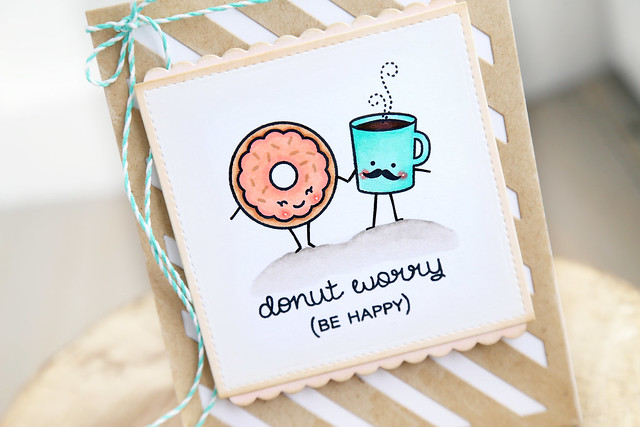 donut worry... {lawn fawn inspiration week}