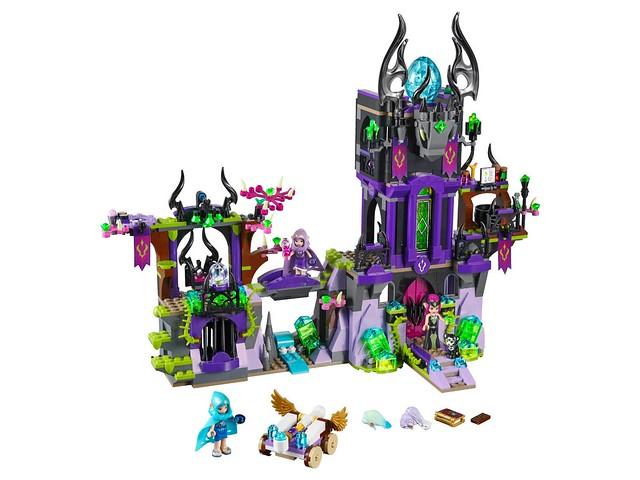 LEGO Elves 41180 - Ragana's Magic Shadow Castle
