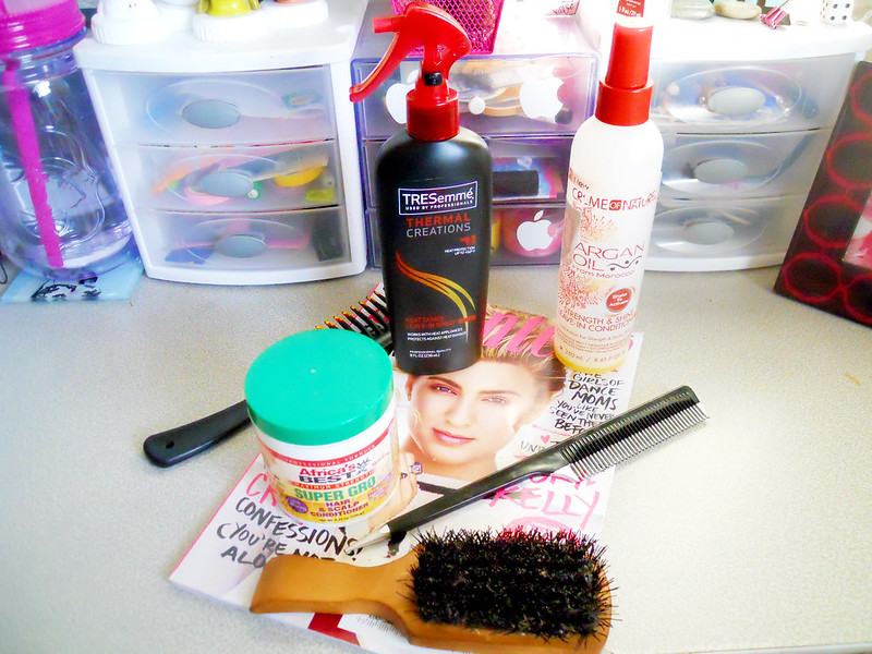 My 3 Holy Grail Hair Products 4