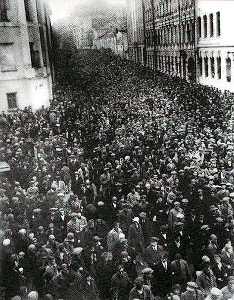 Funerale di Maiakovskij