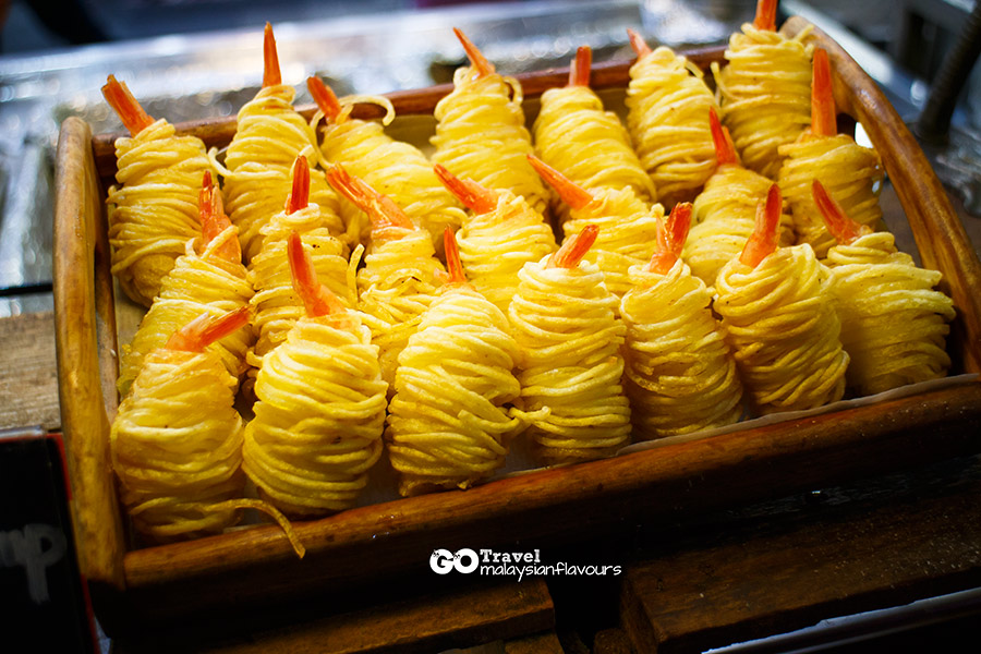 15 korean street food to eat in myeongdong south korea