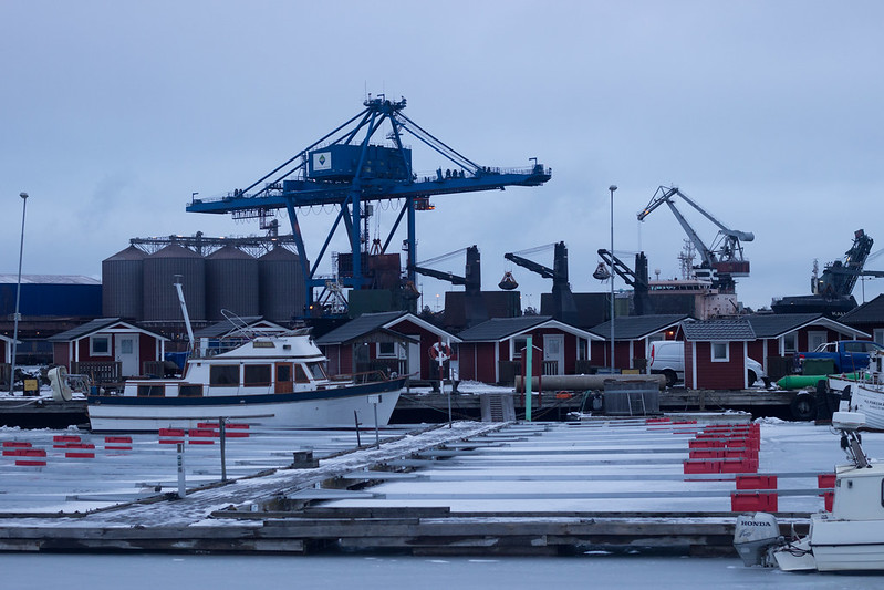 Oxelösunds hamn