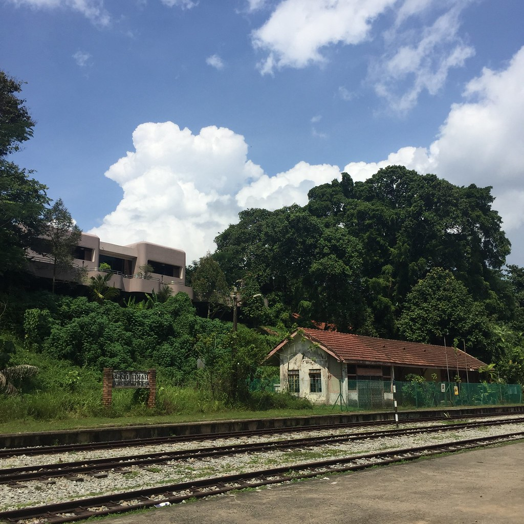 Bukit Timah, past and present