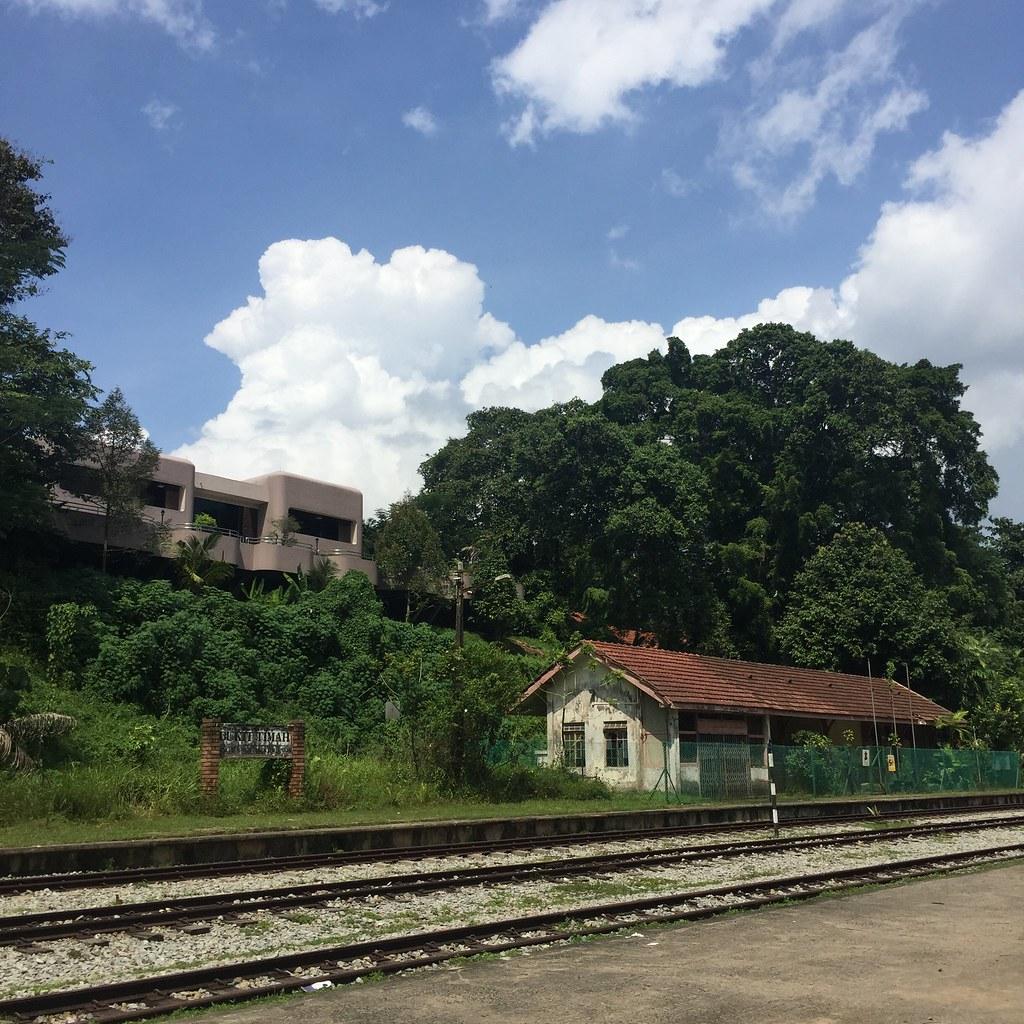 Bukit Timah, past and present