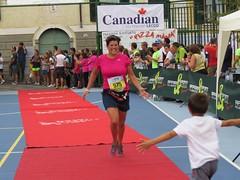 """""""Non so perché corro, ma la corsa mi fa battere forte il cuore e mi ha fatto incontrare amiche super""""  - Chiara Sacchi -"""