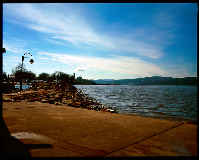 Peekskill by the Hudson