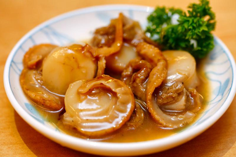 Mitasu Japanese buffet Scallop Teppanyaki