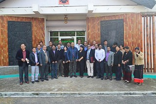Nagaland breeding policy workshop participants