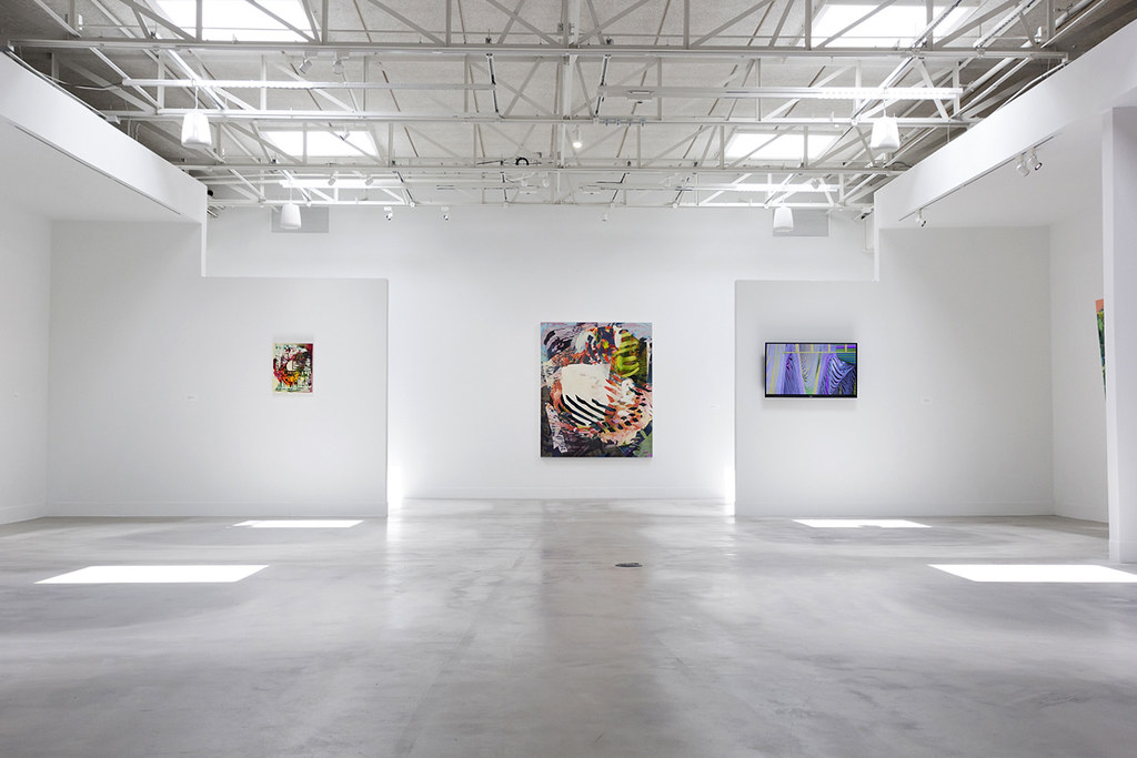 Phantom Eye installation shot.  Zhulong Gallery, Dallas 2015
