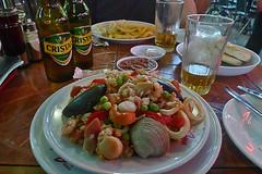 Santiago - Mercado Central mix