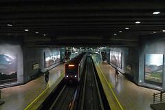 Santiago - Metro art 4