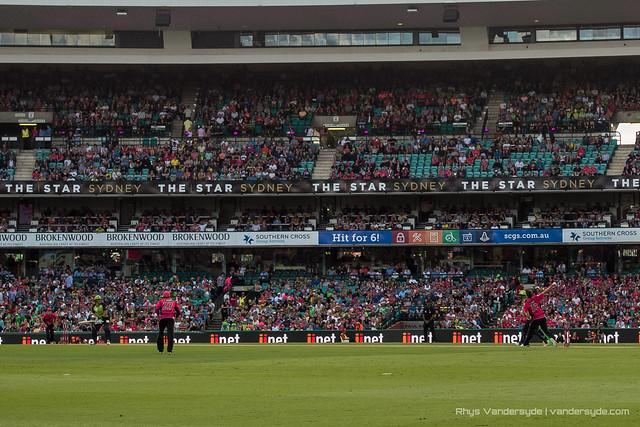 Sydney Thunder vs Sydney Thunder BBL05