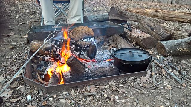 Camping Trip 2/6/16