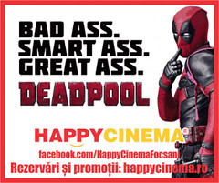Cinematograf Focșani HAPPY CINEMA