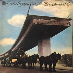THE DOOBIE BROTHERS:THE CAPTAIN AND ME(JACKET A)