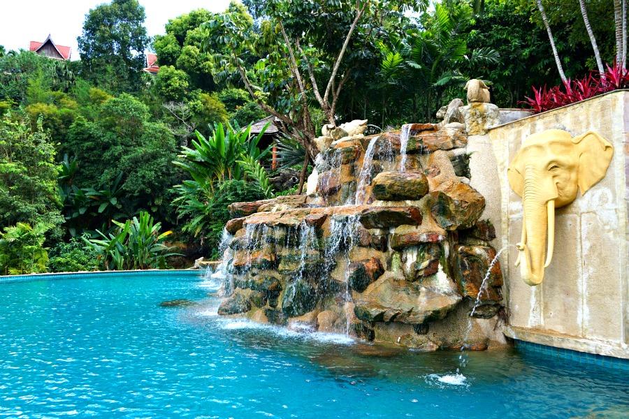 Chiang Mai Waterfall Pool