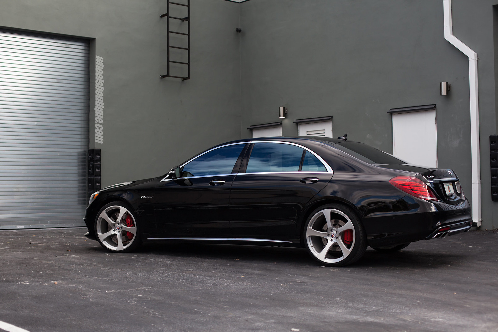 Mercedes benz s63 amg on hre rs102m by wheels boutique for R h mercedes benz