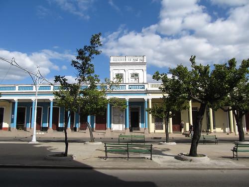Cienfuegos: el Paseo del Prado