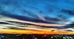 Nubología en #Olivos #latergram #landscape #igersbsas #igers #sky #clouds #instasky #instaclouds #instasunset #buenosaires