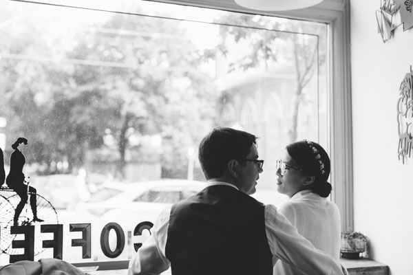 Kim & Matt celebrate their love! - A Cluny Bistro Wedding (Toronto)