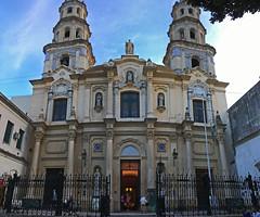 Buenos Aires - Parroquia San Telmo