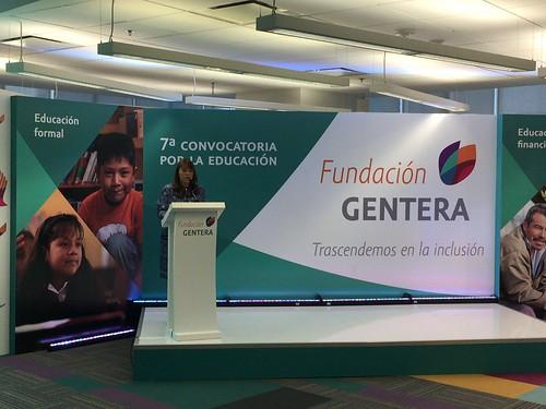 Beneficiarios de Fundación Gentera
