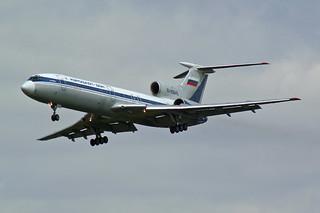 Aeroflot - Don Tupolev Tu-154M RA-85640