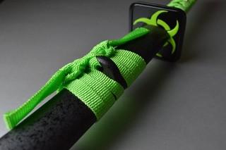 zombie-hunter-green-katana-ninja-sword