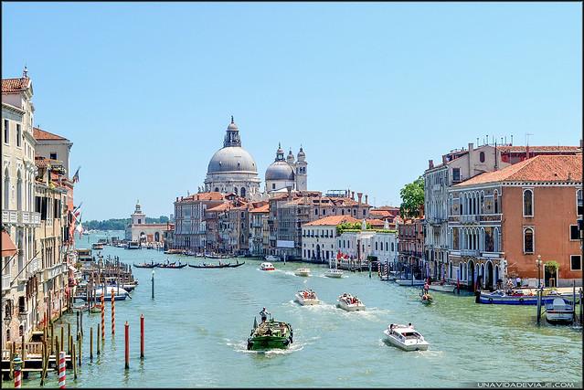 que ver en Venecia canal