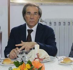 L'ex sindaco Angelo Bovino