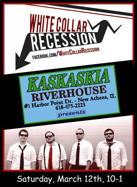 White Collar Recession 3-12-16