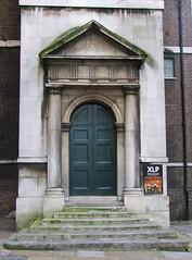 west doors