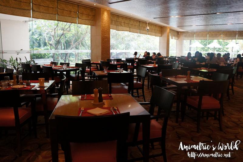 Heat Buffet Edsa Shangrila Hotel