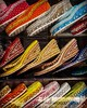 The wedding shoes of Yangon. #sparkles #colours