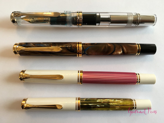Review Pelikan Souverän M800 Grand Place Fountain Pen @AppelboomLaren (17)