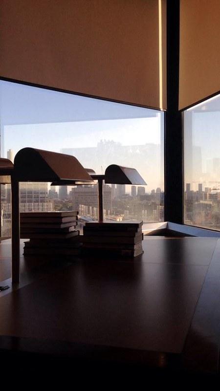 Robarts Library interior