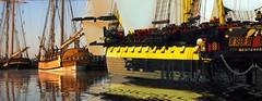 HMS Enterprize - Home Port