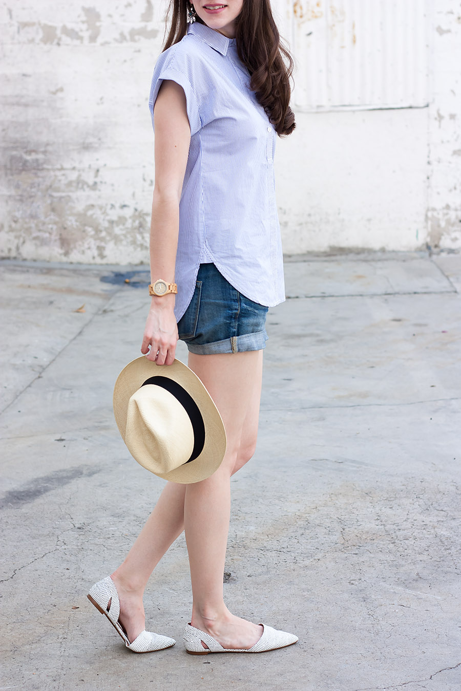 Summer Outfit, Summer Hat