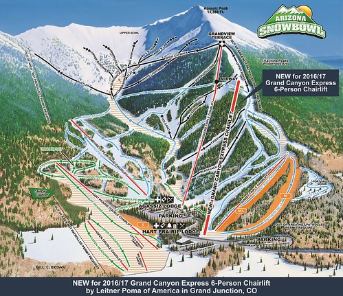 New lift at Arizona Snowball